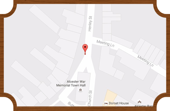 Chiropodist and Podiatrist location in Alcester